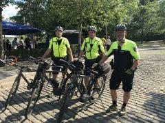 Die Berliner Polizei fährt STEVENS Bikes