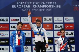 Podium U19 Tomas Kopecky - Loris Rouiller - Tom Piddock Bild Cor Vos.jpg