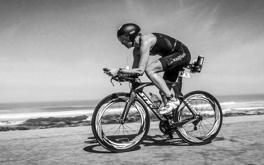 Deutsche Triathlon-Meisterin Ricarda Lisk