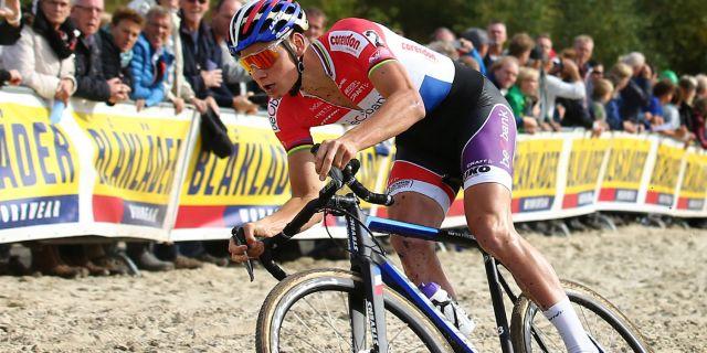 Mathieu van der Poel in Gieten