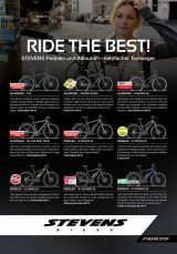 Ride the best – many test-winners