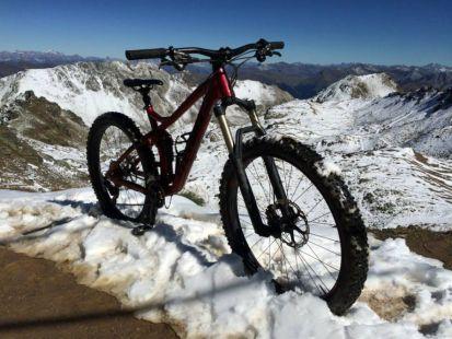Whaka+ ES im Schnee