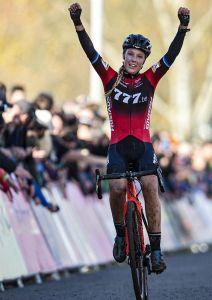 Siegerin Annemarie Worst (777). Foto @ Cor Vos