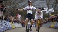 Den Artikel lesen: Wout van Aert gewinnt Weltcup in Frankreich