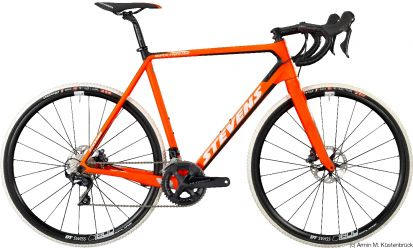 STEVENS Super Prestige in Fire Orange