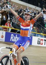 Marianne Vos - an incredible woman.