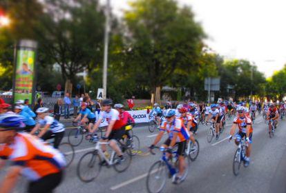 Jedermänner bei den Hamburger Cyclassics 2011