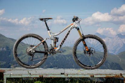 STEVENS Sledge Max, Bild: MountainBIKE