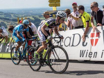 Patrick Schelling, Team Vorarlberg on STEVENS Xenon