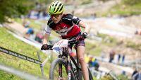 Den Artikel lesen: Rang zwei für Luisa Daubermann beim UCI Junior Series-Rennen in Albstadt