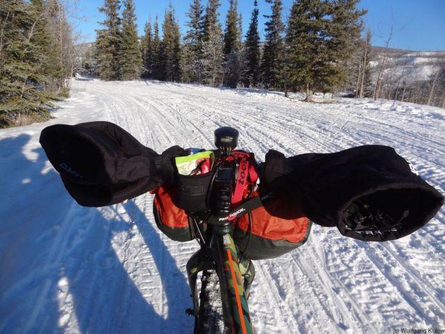 Yukon Arctic Ultra-Marathon: Wolfgang Kulow