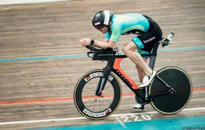 """Das erste Rennen der Saison hat auch für Triathlet Patrick Dirksmeier immer einen besonderen Stellenwert: """"In gewisser Weise bilde ich mir jedes Jahr ein, dass ich etwas komplett Neues mache, obwohl ich eigentlich weiß, worauf ich mich einlasse. Die Erlei"""