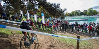 The Cyclocross World Cup in Bern is the first in Switzerland in eight years.