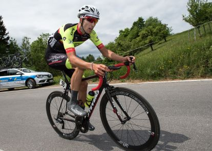 Jannik Steimle, Team Vorarlberg Santic