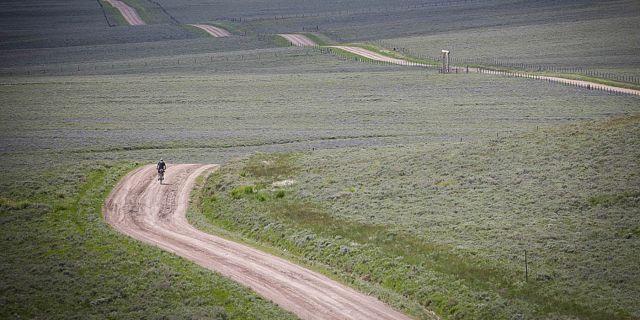 Dirk Rohrbach nahe der Missouri-Quelle in Montana Bild: Claudia Axmann