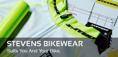 Stevens Bikewear: Suits You And Your Bike.