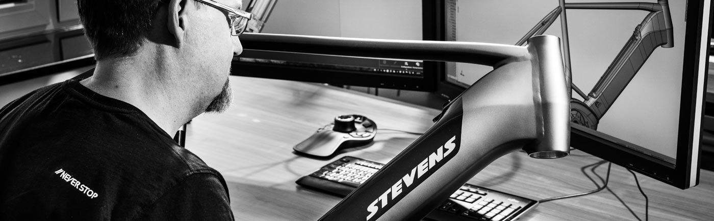 STEVENS Konstruktionsabteilung